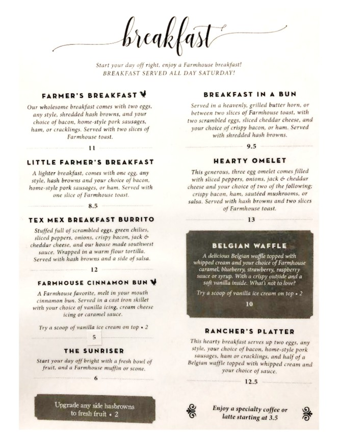 farmhouse menu side 2